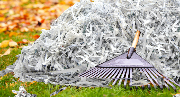 Rake up the excess on your old blog, and rake in new connections.